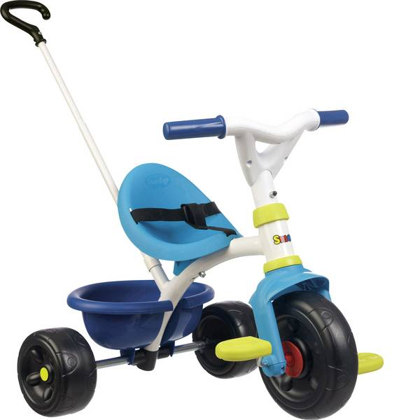 Veicoli a pedali - Smoby Triciclo Blu Be Fun -