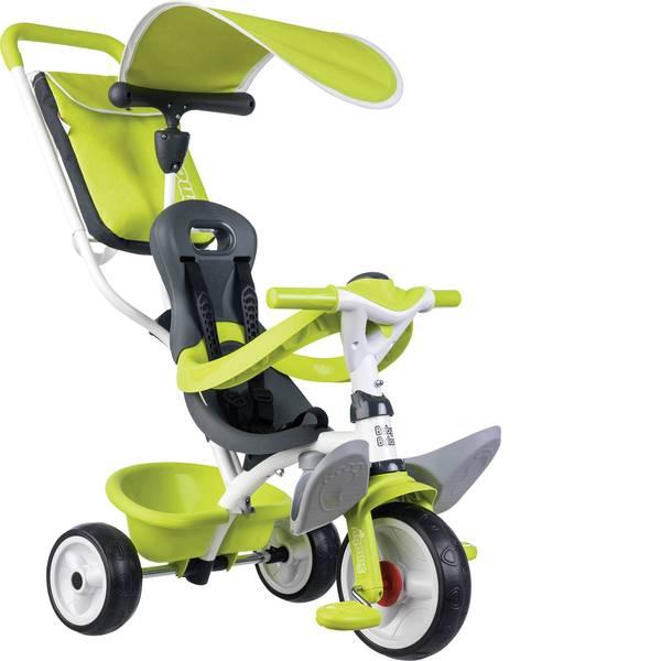 Veicoli a pedali - Smoby Triciclo Verde Baby Balade -
