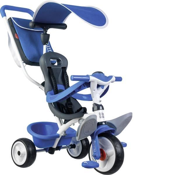 Veicoli a pedali - Smoby Triciclo Blu Baby Balade -