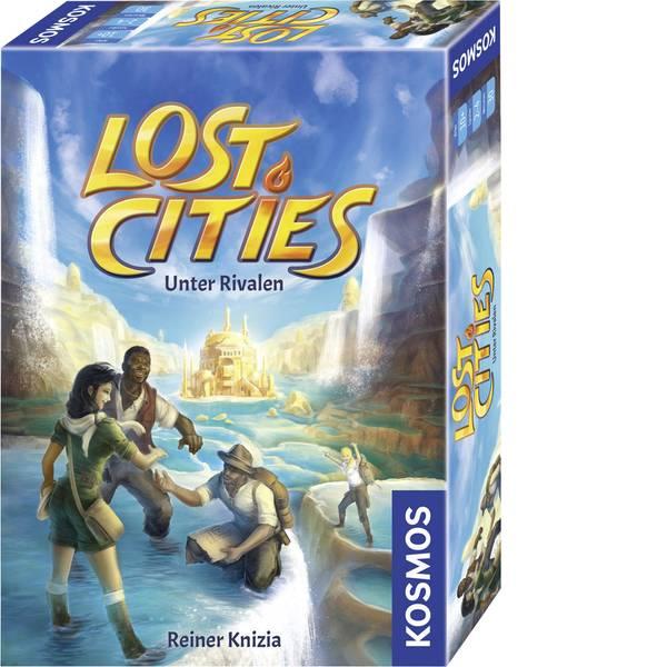 Giochi di società e per famiglie - Gioco di avventura Kosmos attiva Cities - in enigmatico arcinemico -