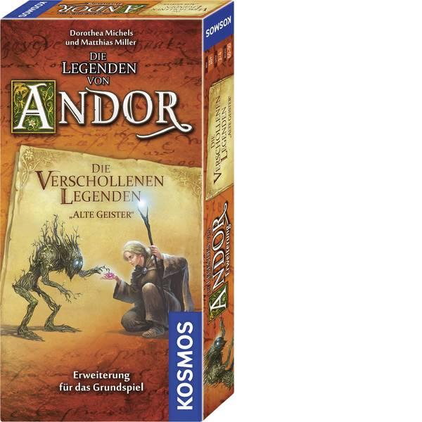Giochi di società e per famiglie - La legenda dei Kosmos Andor - la legenda verschollenen -