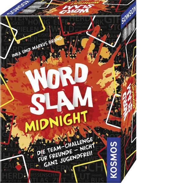 Giochi di società e per famiglie - Comunicazione Kosmos gioco Word Slam Midnight per gli amici -