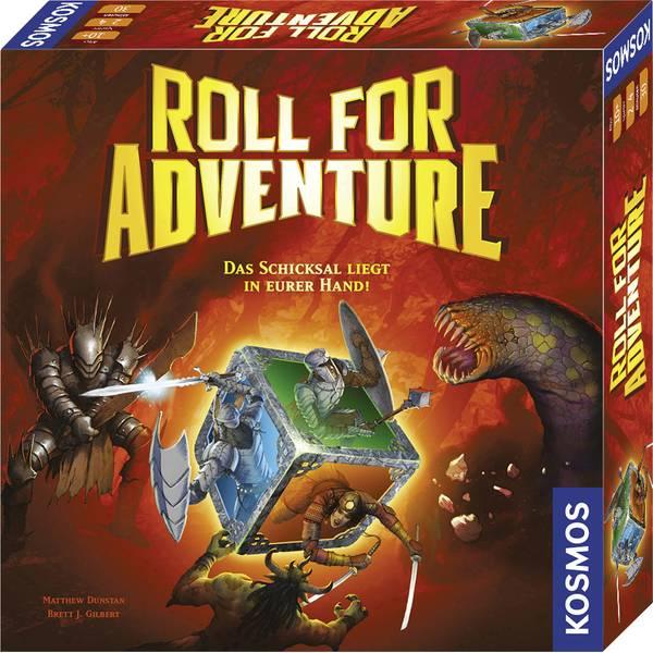 Giochi di società e per famiglie - Giochi di dadi Kosmos Roll for Adventure - destino dei Sims è ai vostri mano! -