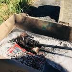 Granuli antincendio