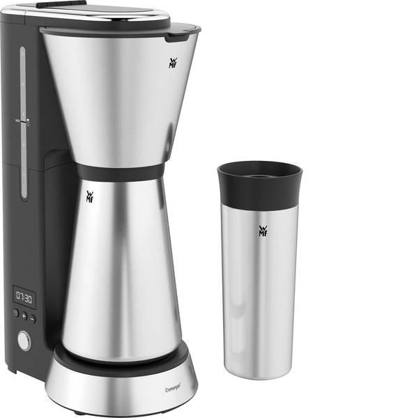 Macchine dal caffè con filtro - WMF KÜCHENminis® Aroma Thermo to go Macchina per il caffè Nero, Argento Capacità tazze=5 -