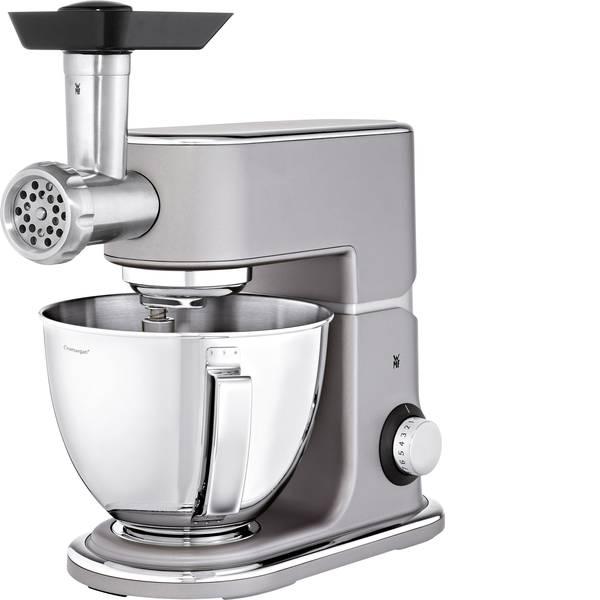 Robot da cucina multifunzione - WMF 0416920011 Tritacarne Argento (opaco), Nero -
