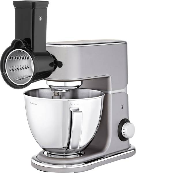 Robot da cucina multifunzione - WMF 0416960071 Taglia verdure Nero, Argento (opaco) -