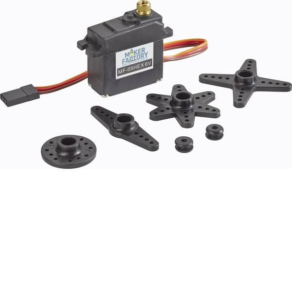 Robot in kit di montaggio - MAKERFACTORY Servo per robot SERVO MF-05 -