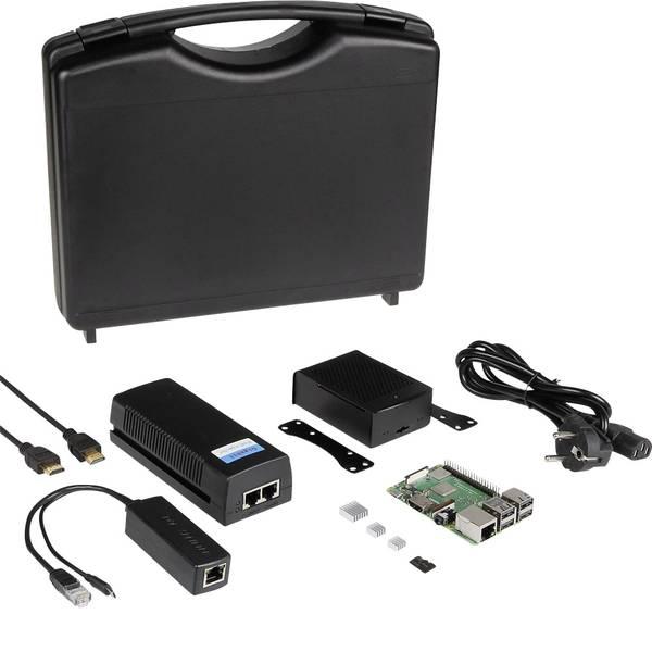 Schede di sviluppo e Single Board Computer - Raspberry Pi® 3 Model B+ kit POE -