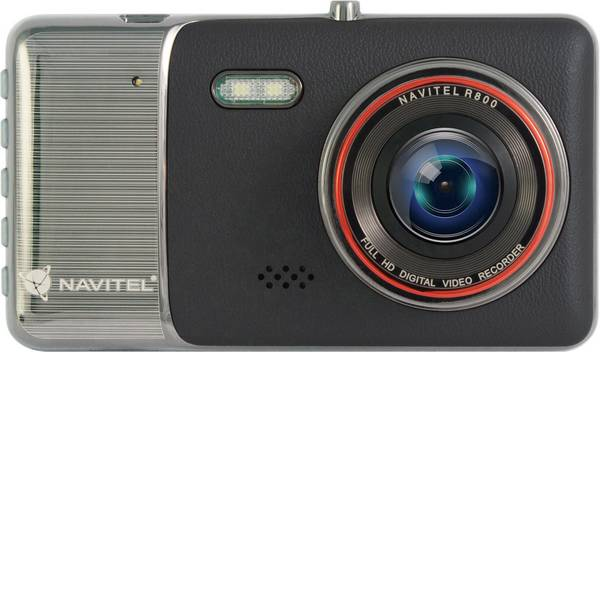 Dashcam - NAVITEL R800 Dashcam Max. angolo di visuale orizzontale=170 ° 12 V Display, Microfono -