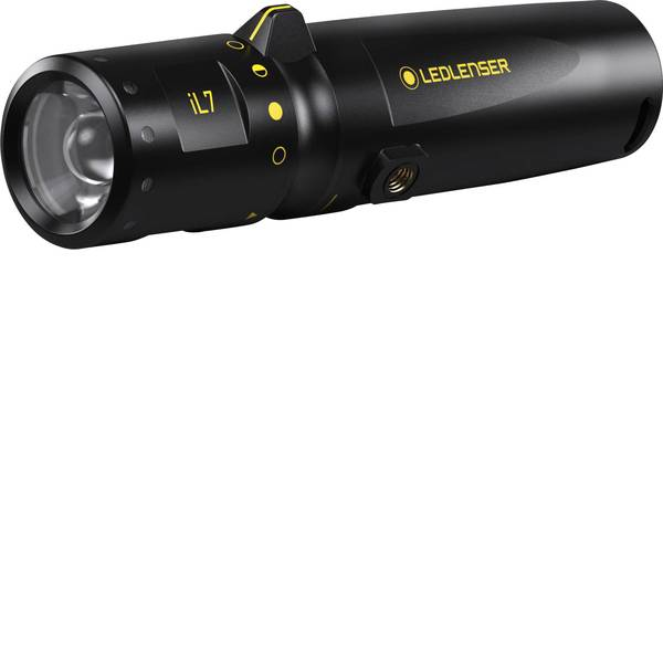 Lampade e torce per ambienti EX - Torcia tascabile Zona Ex: 2, 22 Ledlenser IL7 340 lm 165 m -