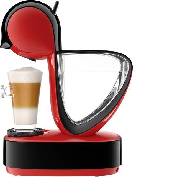 Macchine a capsule Nespresso - DeLonghi EDG260.R Infinissima 0132180666 Rosso Macchina per caffè con capsule -