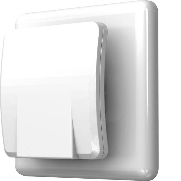 Luci notturne - LEDVANCE Lunetta Slim 4058075126121 Luce notturna LED Quadrato LED Bianco caldo Bianco -