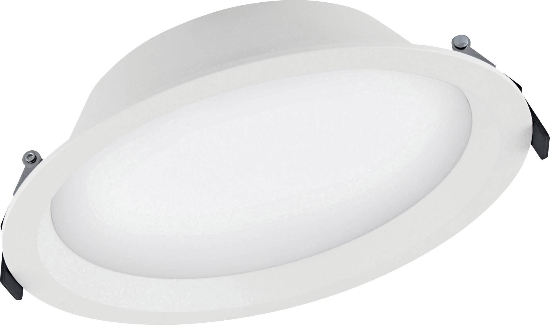 Lampada a LED da incasso per bagno 25 W Bianco neutro Classe energetica: LED (A++ - E) OSRAM 4058075091511 Bianco