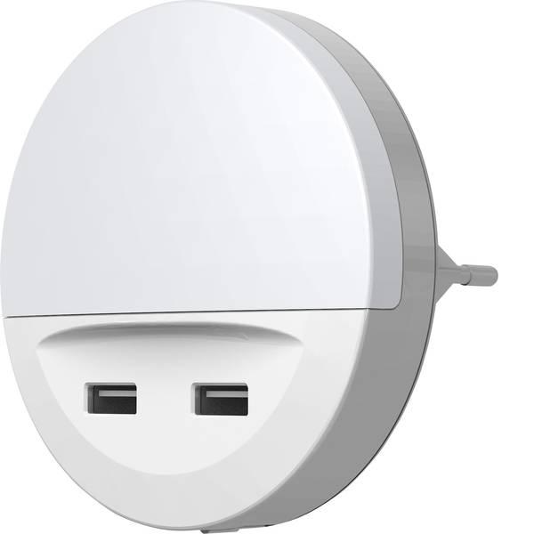 Luci notturne - LEDVANCE Lunetta USB 4058075126084 Luce notturna LED Rotondo LED Bianco caldo Bianco -