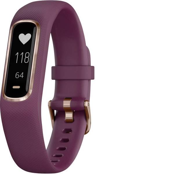 Dispositivi indossabili - Garmin vivosmart 4 Fitness Tracker S/M Porpora -