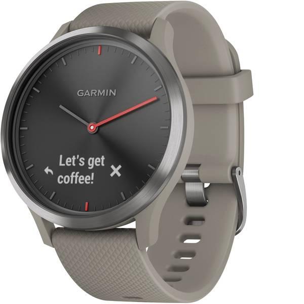 Dispositivi indossabili - Garmin vivomove HR Sport Smartwatch Arenaria -