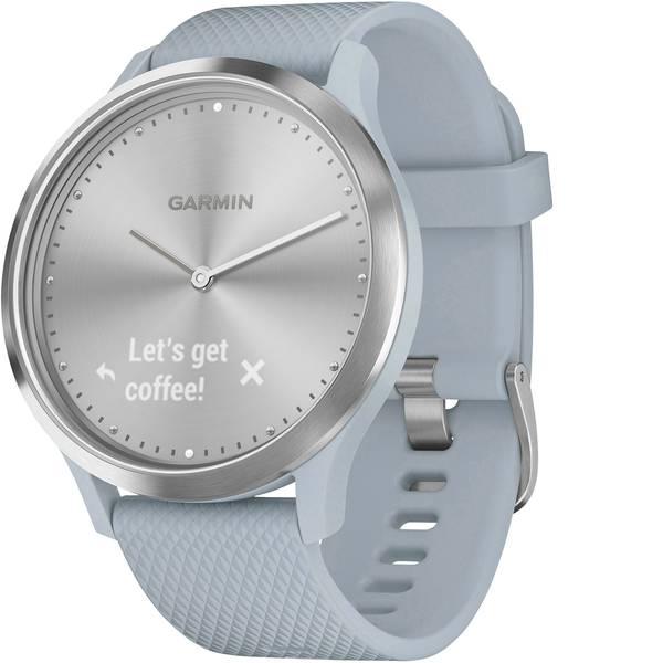 Dispositivi indossabili - Garmin vivomove HR Sport Smartwatch Blu chiaro -