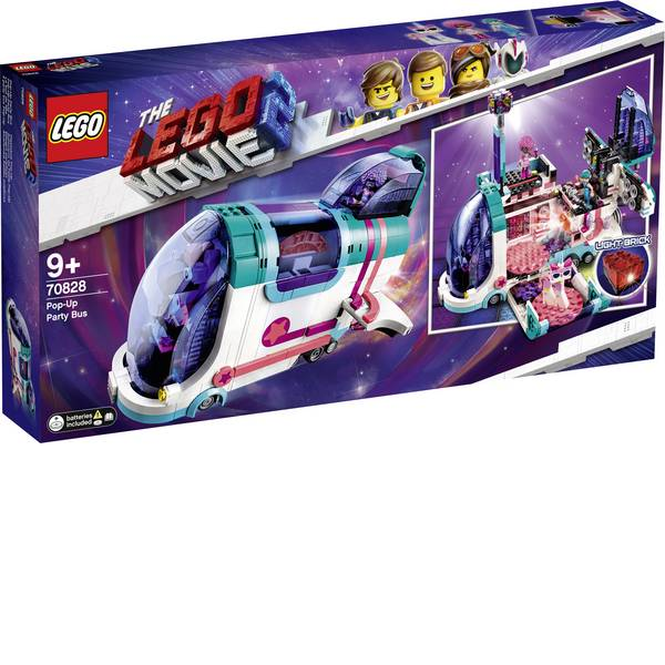 The LEGO® Movie 2 - The LEGO® MOVIE 70828 0206410.144223 conf_2_Play tema_7 -