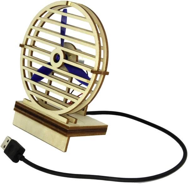 Kit di energie rinnovabili - Sol Expert Speedy Ventola USB -