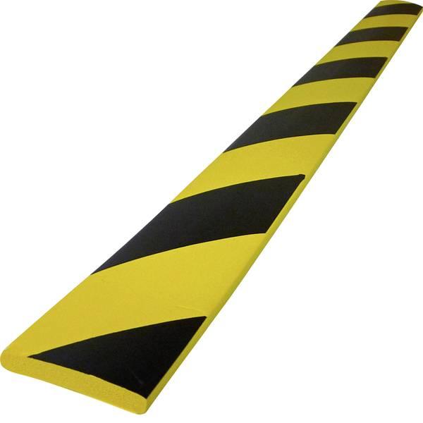 Protezioni per urti e collisioni - VISO PU5020 NJ Profilo di protezione nero / giallo (L x L x A) 750 x 60 x 10 mm -