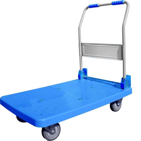 Carrelli con pianale - Carrello con pianale pieghevole Plastica Capacità di carico (max.): 150 kg VISO RMZ740 -