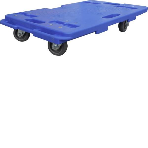 Carrelli e pianali di trasporto - Piattaforma con ruote Plastica Capacità di carico (max.): 150 kg VISO RP 601 -