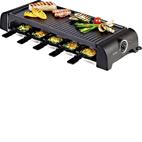 Raclette - Korona 45060 Raclette 10 tegami Nero -