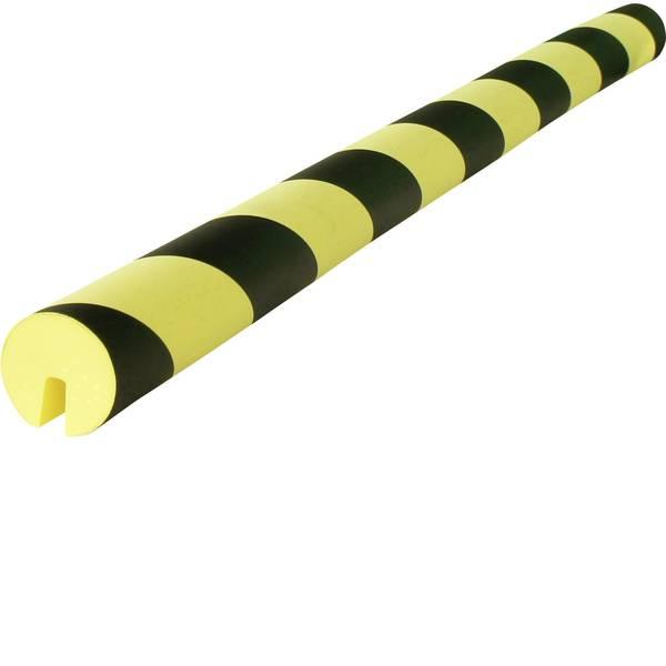 Protezioni per urti e collisioni - VISO PU 208 NJ Profilo di protezione con intaglio (Ø x L) 40 mm x 750 mm -
