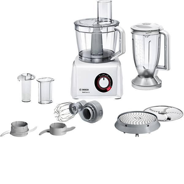 Robot da cucina multifunzione - Bosch Haushalt MC812W501 Robot da cucina 1000 W Bianco -