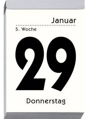 Calendario A Strappo.Zettler Calendario A Strappo 2019 313 0000 5 5 X 7 Cm 1