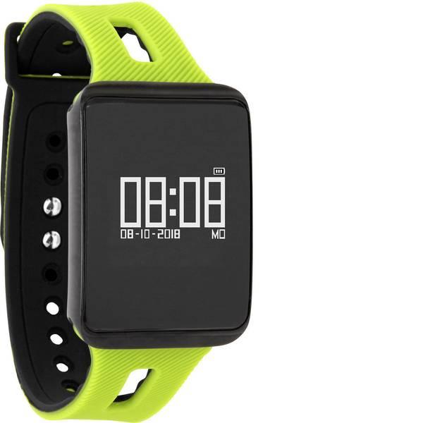 Dispositivi indossabili - X-WATCH KETO XW FIT Smartwatch Verde -