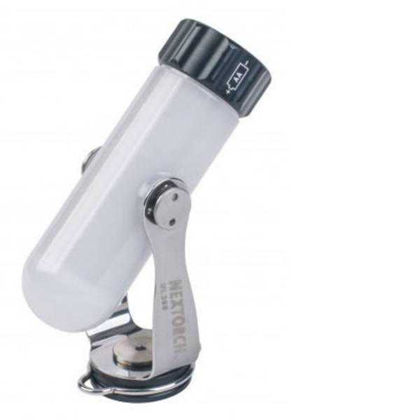 Lampade per campeggio, outdoor e per immersioni - LED Luce da campeggio Nextorch UL360 70 lm, 10 lm a batteria 40 g Bianco, Argento UL360 -