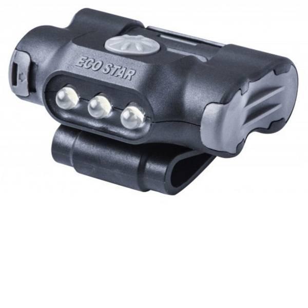 Lampade per campeggio, outdoor e per immersioni - LED Luce da campeggio Nextorch UL10 7 lm, 65 lm a batteria 49.5 g Nero UL10 -