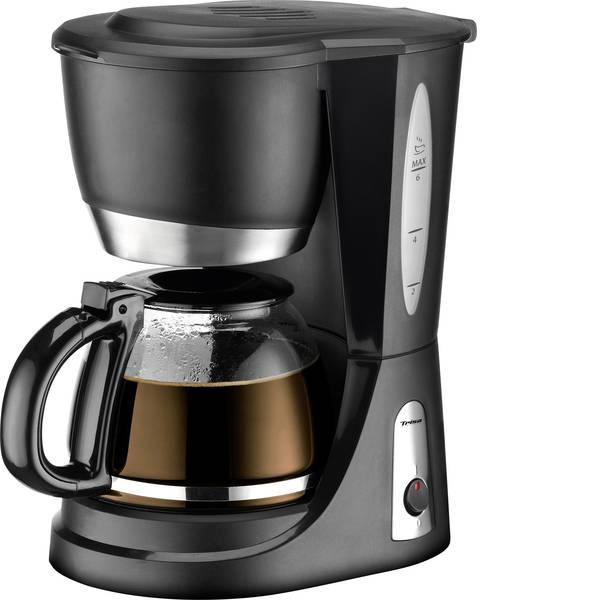 Macchine dal caffè con filtro - Trisa Passion 6 Macchina per il caffè Nero Capacità tazze=6 -
