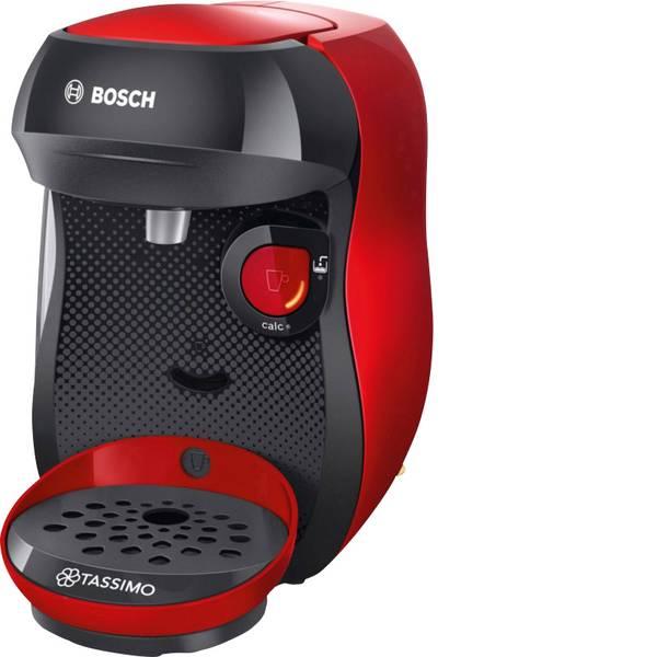 Macchine a capsule Nespresso - Bosch Haushalt Happy TAS1003 Rosso Macchina per caffè con capsule -