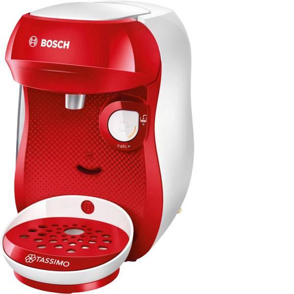 Macchine a capsule Nespresso - Bosch Haushalt Happy TAS1006 Rosso, Bianco Macchina per caffè con capsule -