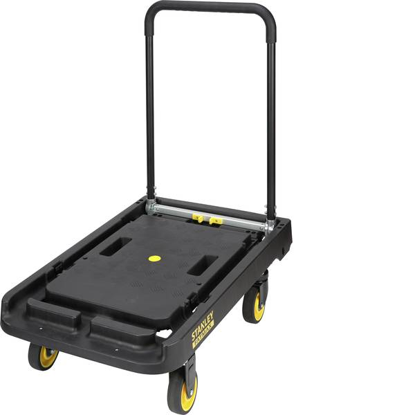 Carrelli con pianale - Carrello con pianale pieghevole Alluminio Capacità di carico (max.): 200 kg Stanley Fatmax FXWT-711 -