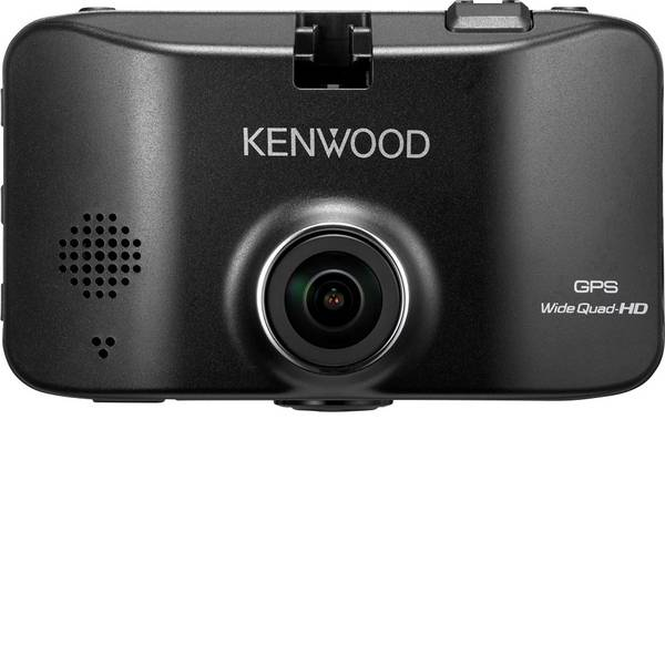 Dashcam - Kenwood DRV830 Dashcam con GPS Max. angolo di visuale orizzontale=132 ° Display -