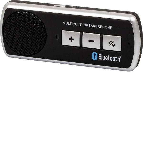 Vivavoce Bluetooth - Vivavoce Bluetooth® Carat Electronics BHF-30 Tempo di conversazione (max.): 7.5 h -