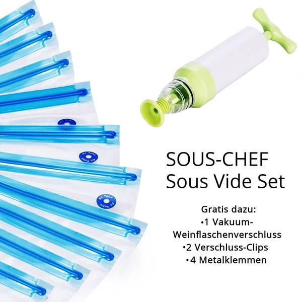 Confezionatrici sottovuoto e sigillatrici - LA VAGUE SOUS-CHEF Sous Vide Macchina per sottovuoto -