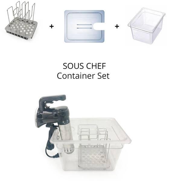 Utensili e accessori da cucina - La vague SOUS-CAPO sous vide Kit contenitore -