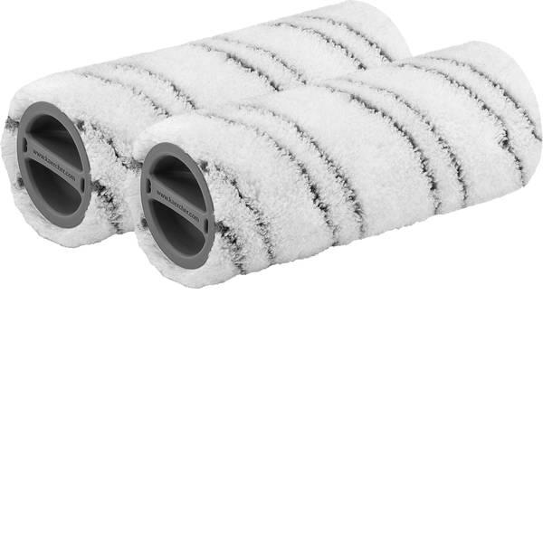 Accessori per pulitori a vapore - Rullo di pulizia Kärcher 2.055-007.0 2 pz. Grigio -