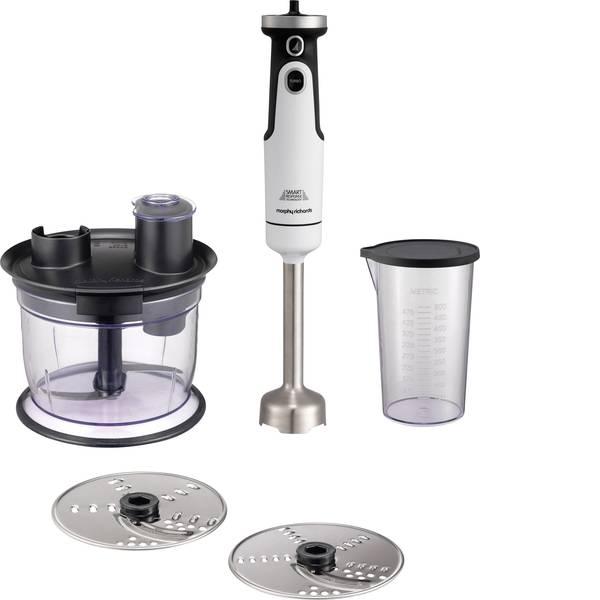 Robot da cucina multifunzione - Morphy Richards Total Control Robot da cucina 650 W Bianco -