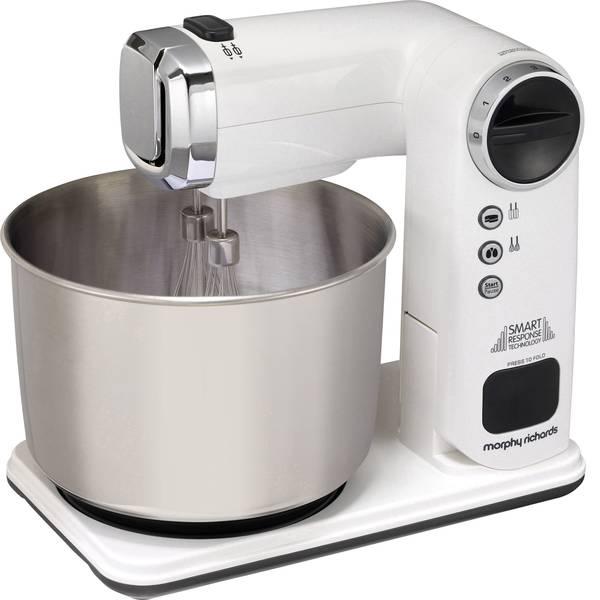 Robot da cucina multifunzione - Morphy Richards Total Control Robot da cucina 300 W Bianco -