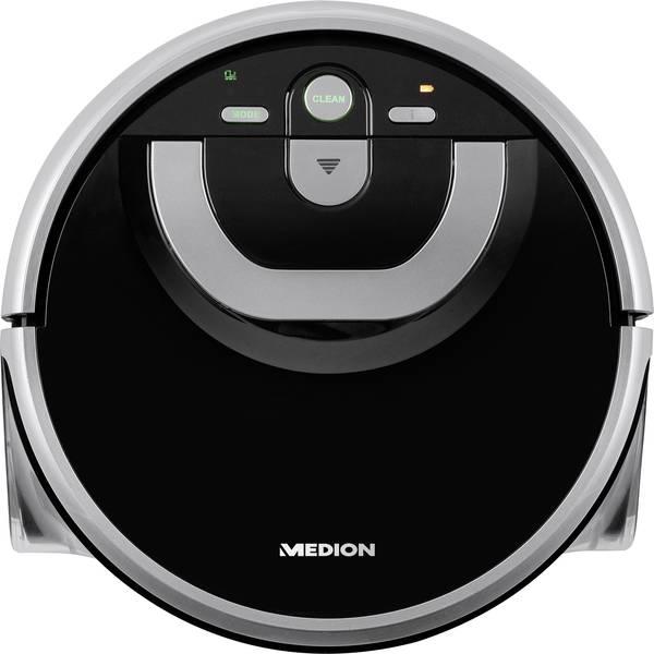 Robot aspirapolvere e lavapavimenti - Medion MD 18379 Robot catturapolvere Telecomandabile -