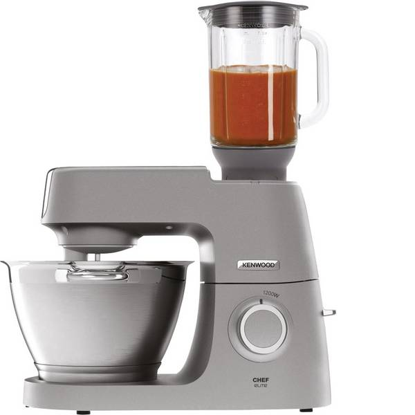 Robot da cucina multifunzione - Kenwood Home Appliance KVC5320S Robot da cucina 1200 W Bianco segnale (lucido) -