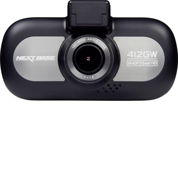 Dashcam - NextBase 412GW Dashcam con GPS Max. angolo di visuale orizzontale=140 ° Display -