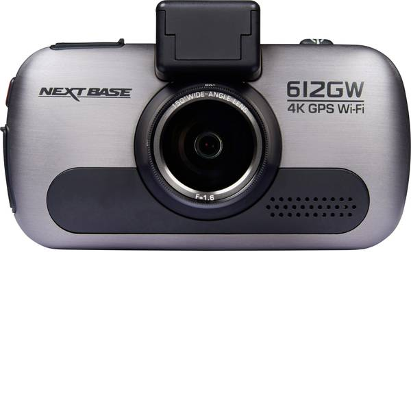 Dashcam - NextBase 612GW Dashcam con GPS Display, Touch Screen -