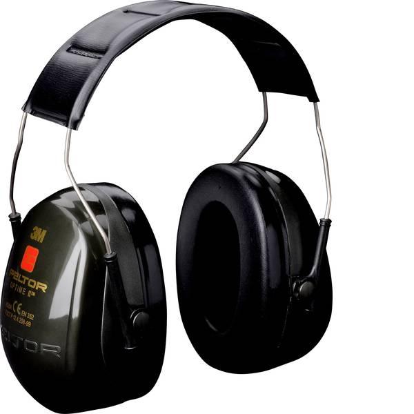 Cuffie da lavoro - Cuffia antirumore passiva 31 dB 3M Peltor Bulls Eye II H520FGN 1 pz. -
